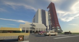 Kennedy Space Center 1969 Minecraft Map & Project