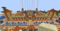 Sandcastle Schematic Minecraft Map & Project