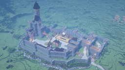 Honorguard Castle Minecraft Map & Project