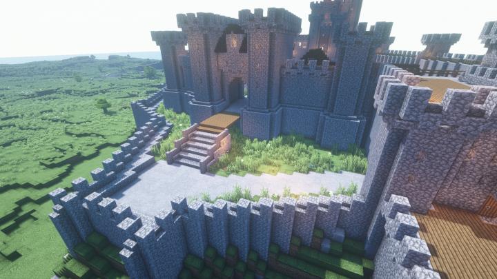 Main gatehouse