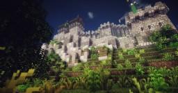 Castelgrad - Keep of Hautegarde Minecraft Map & Project