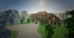 Naro Dhreaking - Sandstone house Minecraft Map & Project