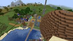 broland (PewDiePie Minecraft World) (old) Minecraft Map & Project