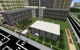 [Modern] Lycée / HighSchool Minecraft Map & Project
