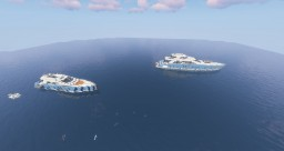 Sport Yacht - Le Blue Z Minecraft Map & Project