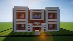 Modern Palace Minecraft Map & Project