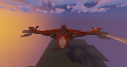 The Benatar   Marvel Cinematic Universe Minecraft Map & Project