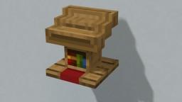 Blockier Lectern Minecraft Texture Pack