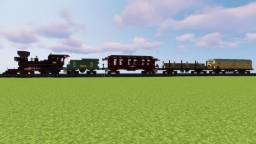 Wild West Train Minecraft Map & Project