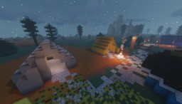 Sonora Cabins and Campgrounds Minecraft Map & Project