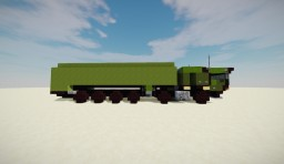 MZKT-79291 - Heavy Utility Truck Minecraft Map & Project