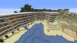 Summer Beach Resort! Minecraft Map & Project