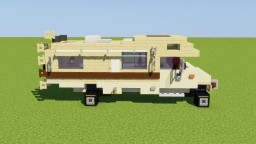 Custom Ford Motorhome Minecraft Map & Project