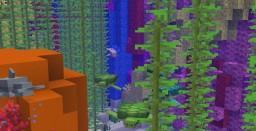 Aquatic Puzzle Minecraft Texture Pack