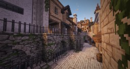 Alley Minecraft Map & Project