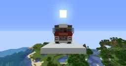 Fire truck | Löschfahrzeug (LHF) Minecraft Map & Project