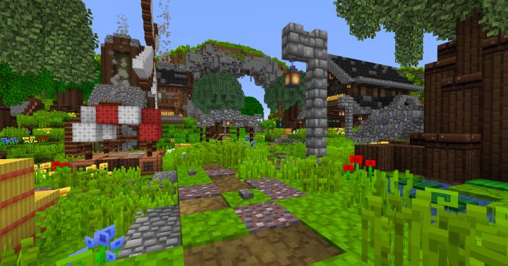 VoxelVerse Survival Economy SMP {Economy} Minecraft Server