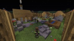 Boot Camp Zombie Survival Minecraft Map & Project