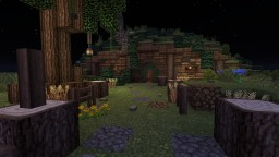 Hobbit hole -={By Mirajone}=- Minecraft Map & Project
