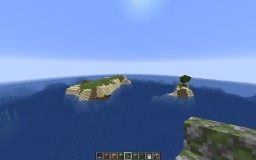 Amazing Survival Island Seed Minecraft Map & Project