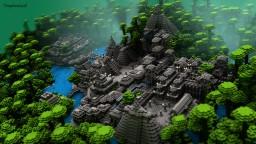 Mayan City Minecraft Map & Project