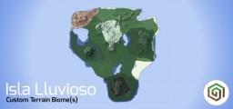 Isla Lluvioso [PE - MAP] Minecraft Map & Project