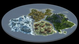 4 themed island [Download] Minecraft Map & Project
