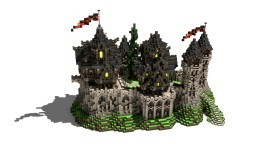 Irrin's Keep Minecraft Map & Project