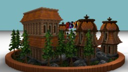 Hub lobby Download! Minecraft Map & Project
