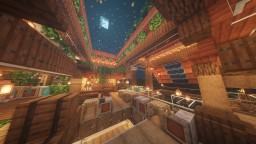 Kalevala Spa, a holiday retreat for everyone. Minecraft Map & Project