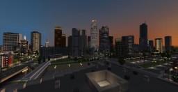 LA City Minecraft Map & Project