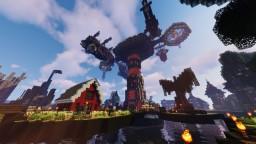 VivacityMc community builds Minecraft Map & Project