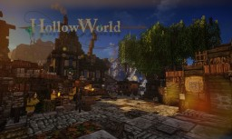 HollowWorld Medieval Fantasy Roleplay Minecraft Server