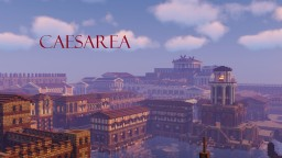 Caesarea Minecraft Map & Project
