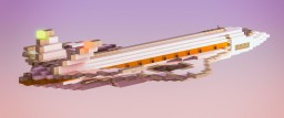 Reven Jet | Interior+ | Download+ Minecraft Map & Project