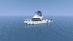 Fishing vessel Minecraft Map & Project