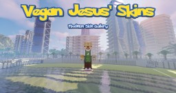 Vegan Jesus' Pokemon Skins Minecraft Map & Project