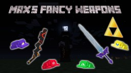 Max's Fancy Weapons V1.5 Minecraft Texture Pack