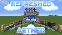 Refreshed Aether (1.14 style) Minecraft Texture Pack