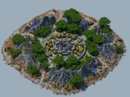 Medieval Stronghold (Floating) | Download added (1.12.2) Minecraft Map & Project