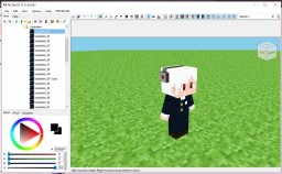 Little Maids Skin Texture Tutorial (MCSKIN3D) Minecraft Blog