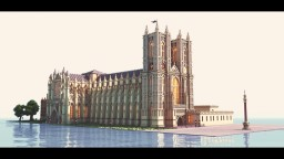 Westminster Abbey - London Minecraft Map & Project