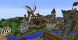 Tkon survival Server (Inspired by Mindcrack and others!) Minecraft Server