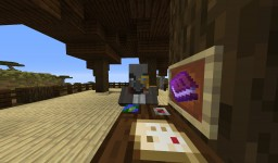 1.14 missing feature Minecraft Map & Project