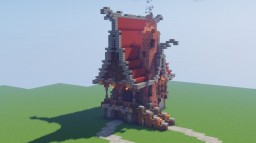 Fantasy House 2 Minecraft Map & Project