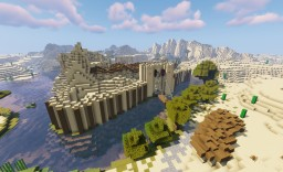New Minerule: Parafan Oasis Minecraft Map & Project