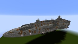 Modified MC80A star cruiser (Star Wars: RebelsReturn of the Jedi) Minecraft Map & Project