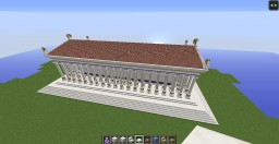 Greek Temple Minecraft Map & Project