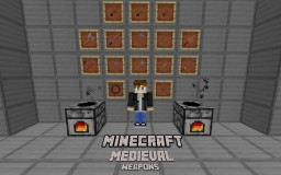 Medieval Weapons Minecraft Mod