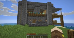 1.14.3-1.14.4 New Starter world Minecraft Map & Project
